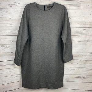 EVERLANE Wool Cashmere Blend Oversized Dress L